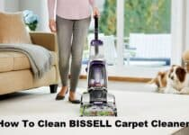 How To Clean BISSELL Carpet Cleaner