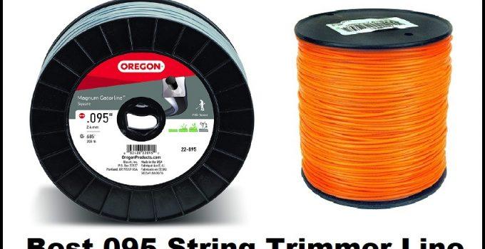 Best 095 String Trimmer Line