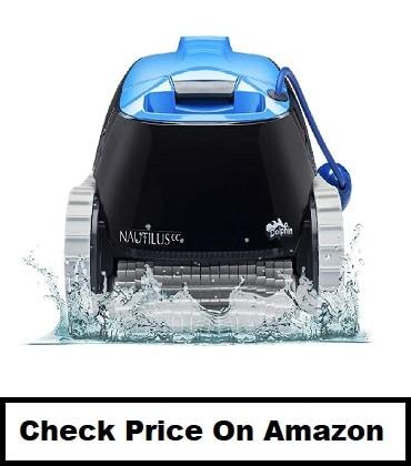 DOLPHIN Nautilus CC Robotic Pool Vacuum Cleaner