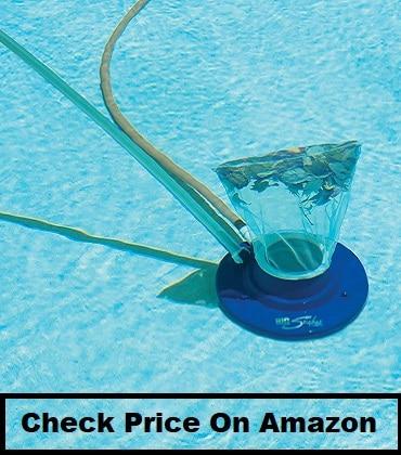 Poolmaster Big Sucker Swimming Pool Leaf Vacuum