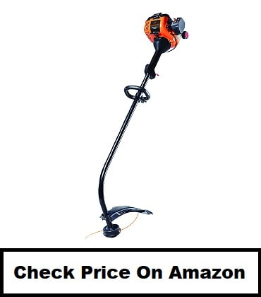 Remington 16-Inch Curved Shaft Gas String Trimmer